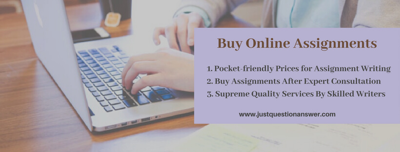Buy Online Assignments
