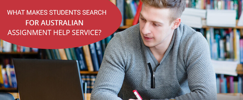 Online Assistance for Australian Assignment Help
