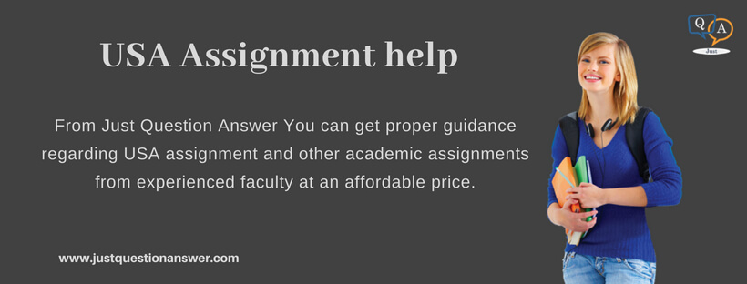 USA Assignment help